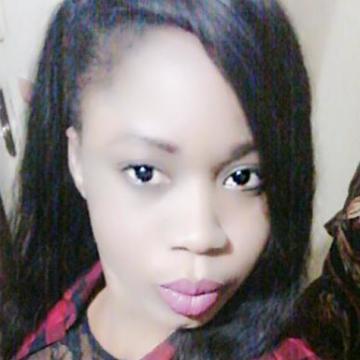 Blessing, 29, Dakar, Senegal