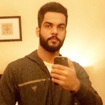 Saleem, 28, Dubai, United Arab Emirates