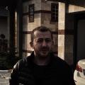 YILMAZ ZORLU, 33, Istanbul, Turkey