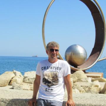 Hristo Hristov, 52, London, United Kingdom