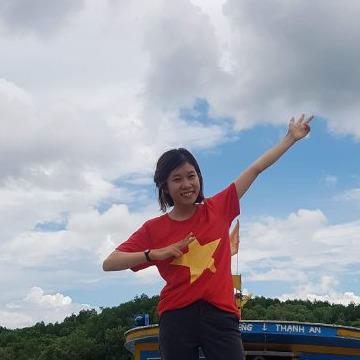 Susan Nguyen, 28, Ho Chi Minh City, Vietnam