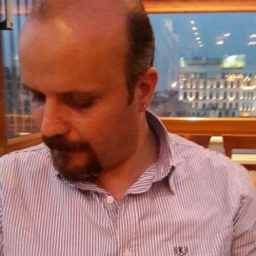 Hakan, 40, Istanbul, Turkey