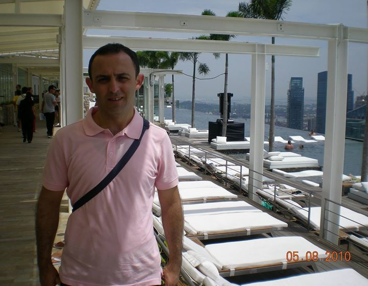 Zülfikar Akbaba, 43, Istanbul, Turkey