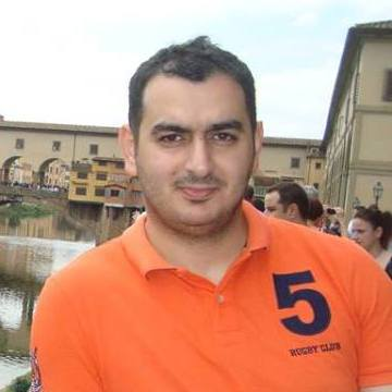 Ah Met, 36, Ankara, Turkey