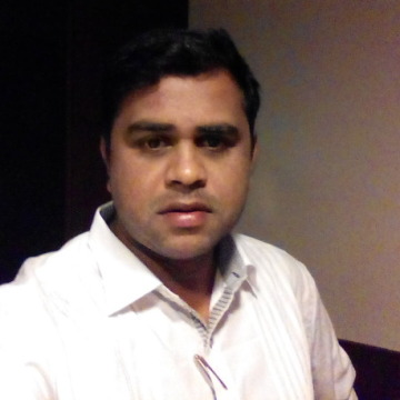 V Rajesh Kumar, 41, Mysore, India
