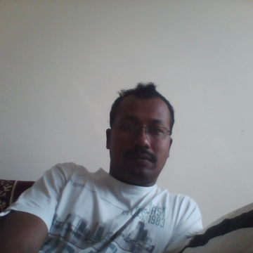 Ashim Boro, 42, Dubai, United Arab Emirates