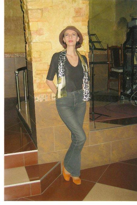 Lana Kolesnyk, 52, Chernivtsi, Ukraine