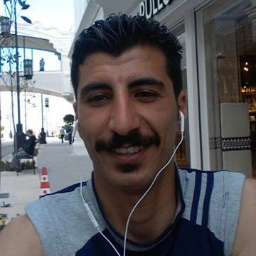 alaa, 33, Baghdad, Iraq