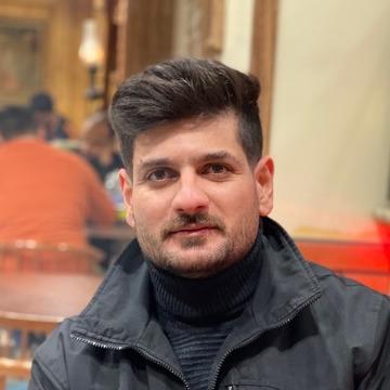 ABN, 30, Istanbul, Turkey