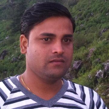 Manoj Kumar, 35, New Delhi, India