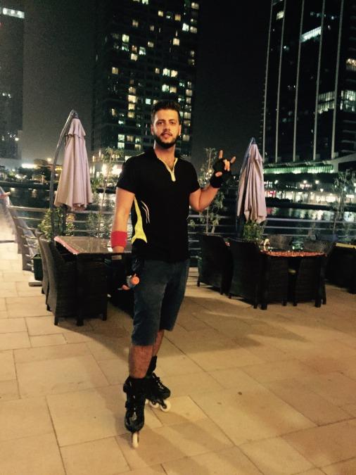 Maher, 34, Dubai, United Arab Emirates