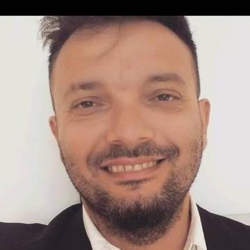 Cihangir, 35, Antalya, Turkey