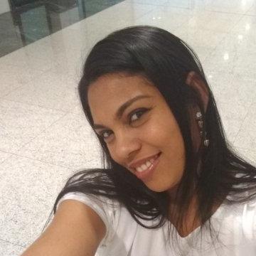 Necilane Albuquerque, 33, Rio de Janeiro, Brazil