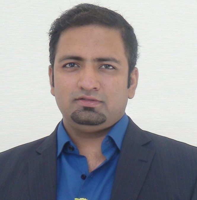 Waheed Bin Saeed, 36, Dubai, United Arab Emirates