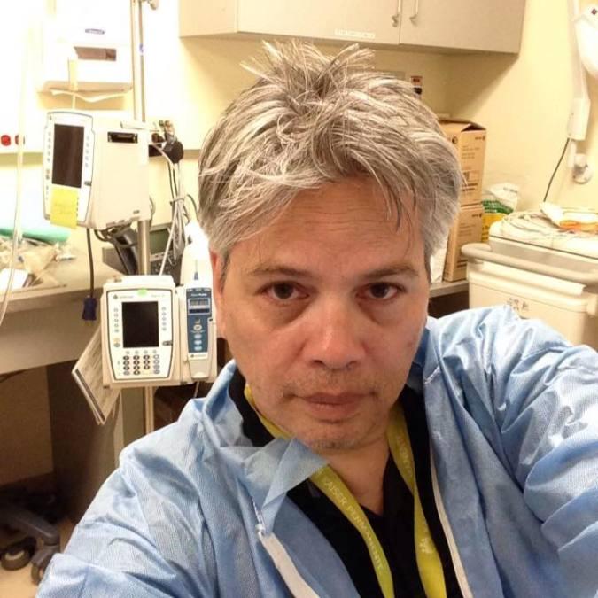 Andre, 55, Gaithersburg, United States