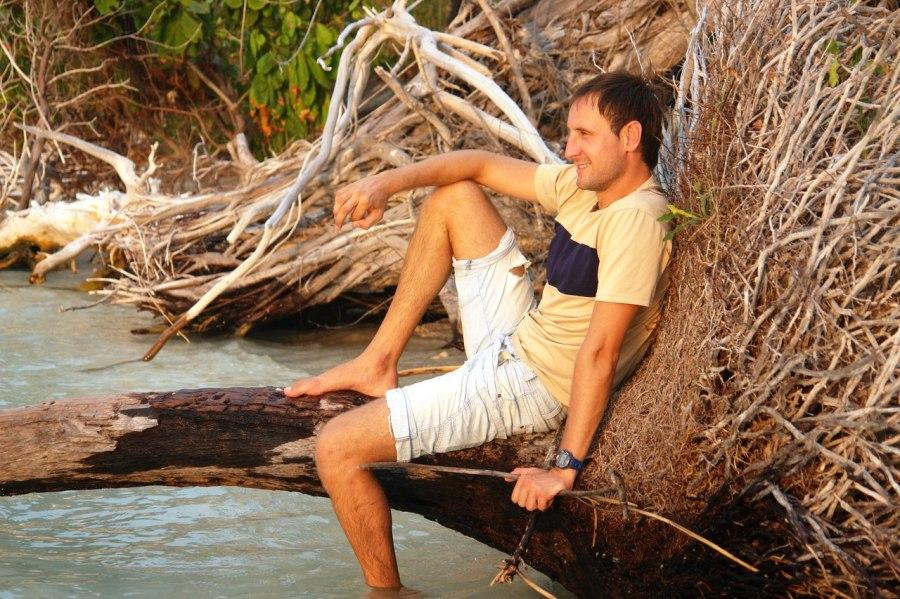 Dmitry, 34, Male, Maldives