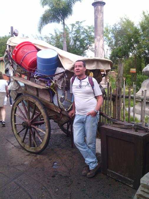 Hugo Sierra, 67, Pereira, Colombia