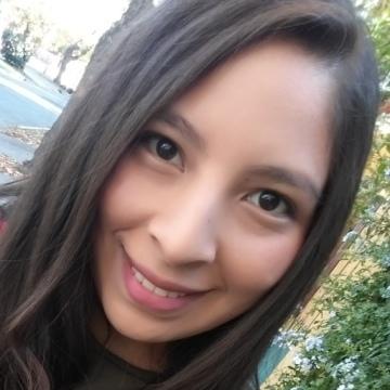 Laura Casanova, 27, Santiago, Chile
