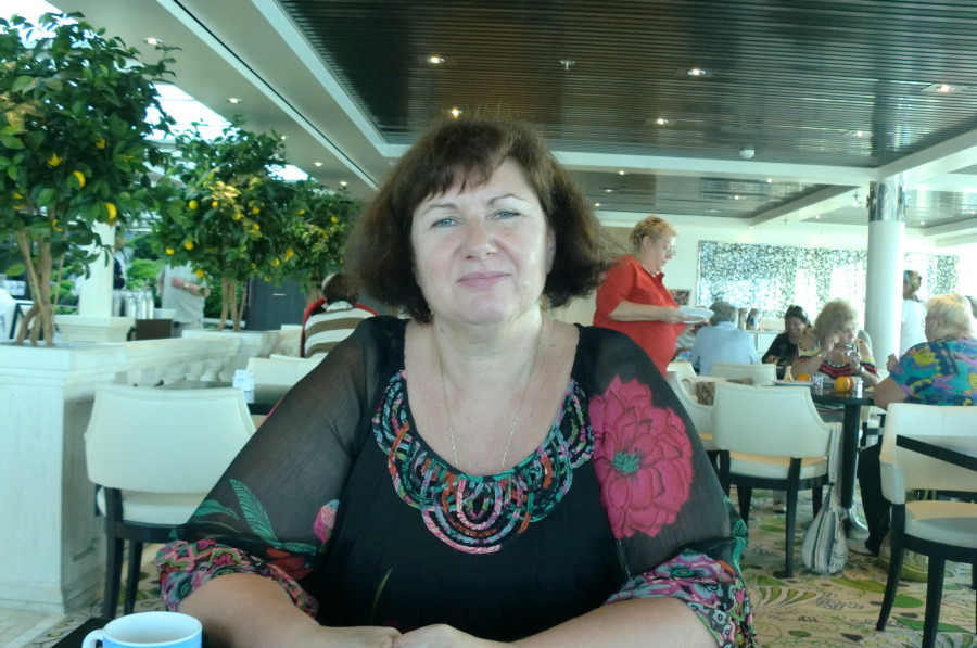 Anna, 59, Moscow, Russian Federation