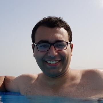 Amr Nasr, 35, Cairo, Egypt