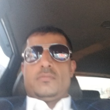 Mohammed Algwmari, 32, Sana'a, Yemen
