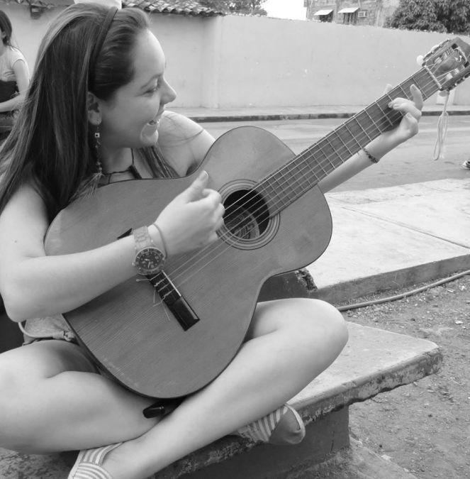 Johanna Baruch, 30, Altagracia De Orituco, Venezuela