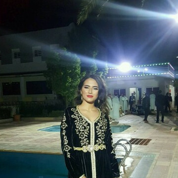 Faty, 20, Casablanca, Morocco