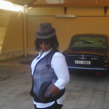 Kisuh, 36, Dubai, United Arab Emirates