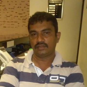 Premil Fernando, 50, Colombo, Sri Lanka