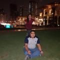 Sherif Shaheen, 29, Dubai, United Arab Emirates