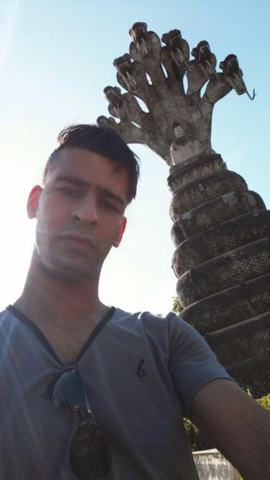 Nascosta, 28, Muscat, Oman
