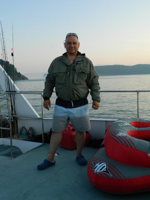 Андрей, 49, Irkutsk, Russian Federation