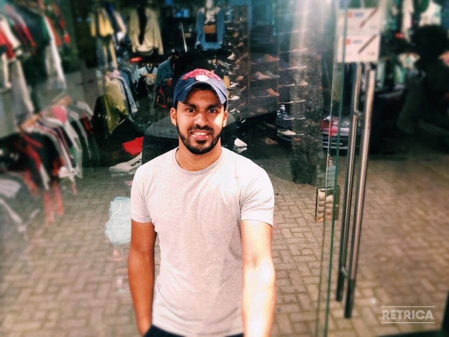 Mohamed Khaled, 37, Cairo, Egypt