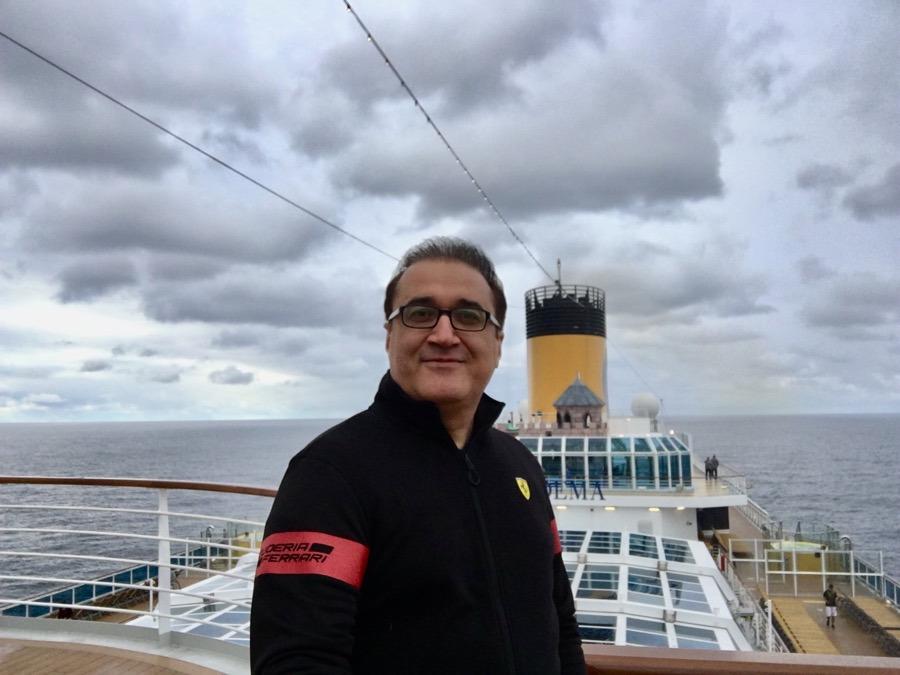Shahram, 47, Shiraz, Iran