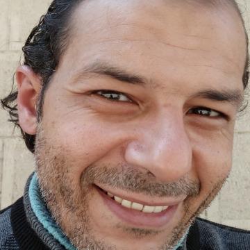 mohamed, 40, Kafr El-Dawar, Egypt