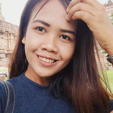 Pop Jarinya, 24, Bangkok, Thailand