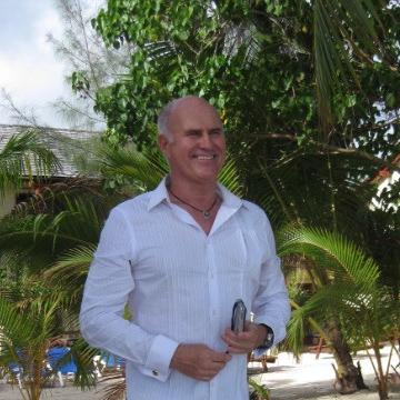 Doug Hasson, 62, Adelaide, Australia