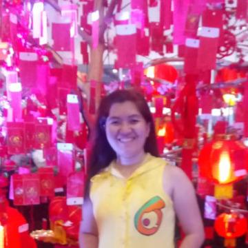 Luisa, 29, Quezon, Philippines