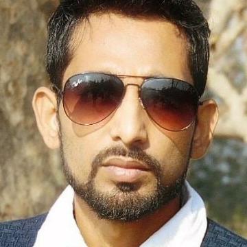 Saurabh Kaushik, 28, New Delhi, India