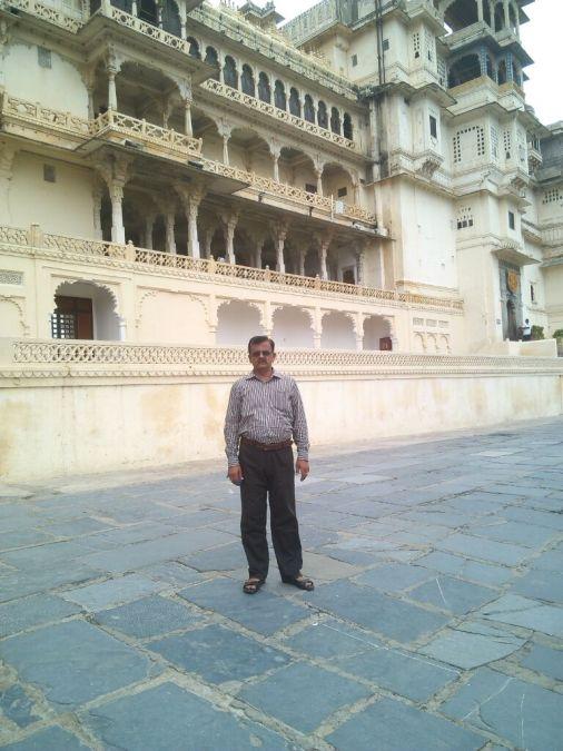 Arvind, 56, Bangalore, India