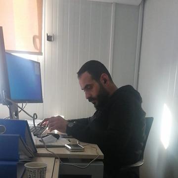 Coşkun, 33, Istanbul, Turkey