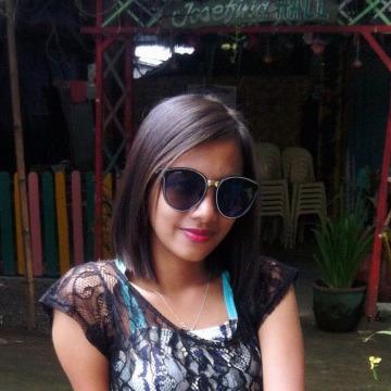 Kristen Weak, 25, Carmona, Philippines