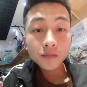 Bryant, 18, Zhengzhou, China