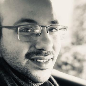 Nasser Mohamed, 28, Cairo, Egypt