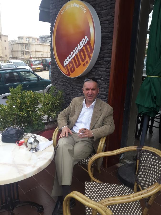 M Fatih Yıldırım, 47, Istanbul, Turkey
