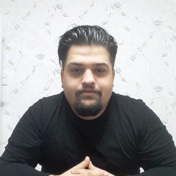 Sultan Najjar, 26, Istanbul, Turkey