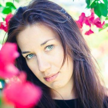 Helena Bubnova-Borodina, 33, Moscow, Russian Federation