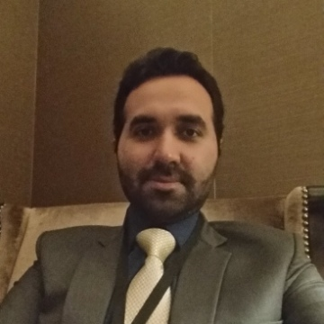 Hassaan Ahmad Khan, 33, Clifton Park, United States