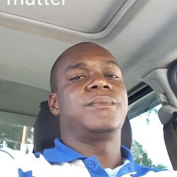 Nicolas Walker, 20, Port-au-Prince, Haiti
