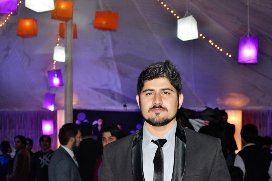 Tahir Rasool, 24, Peshawar, Pakistan